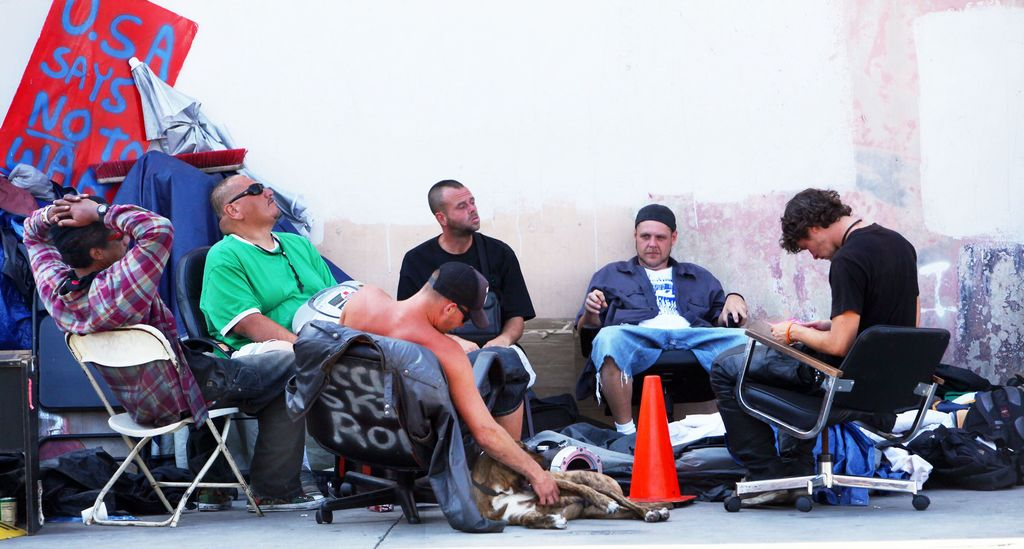 Homeless latinos se verán afectados por ordenanza Denver
