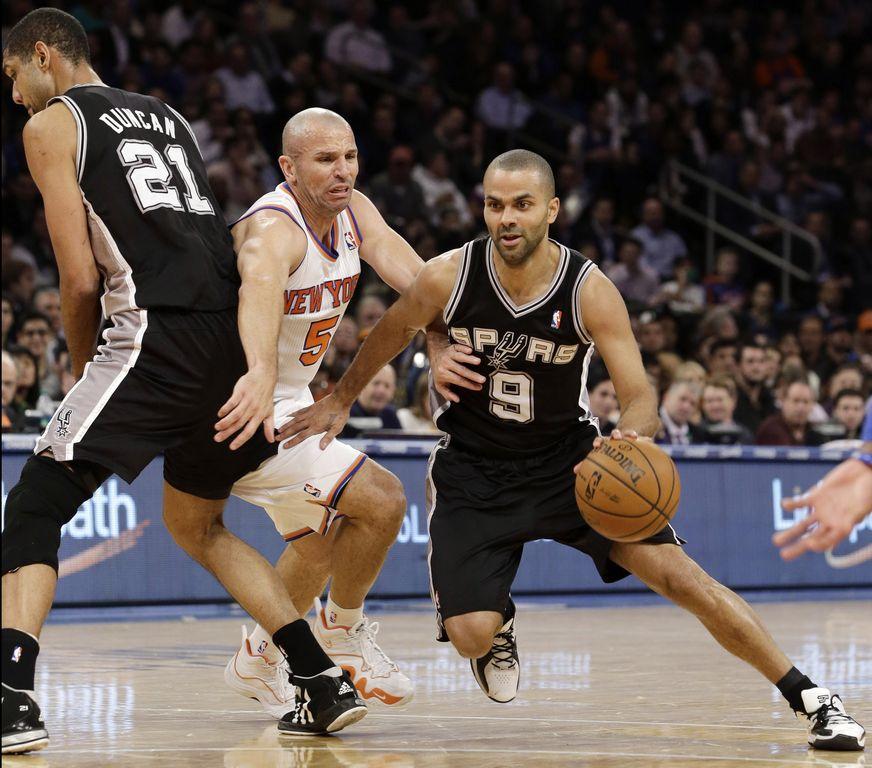 Knicks rompen racha de siete triunfos a Spurs (Fotos)