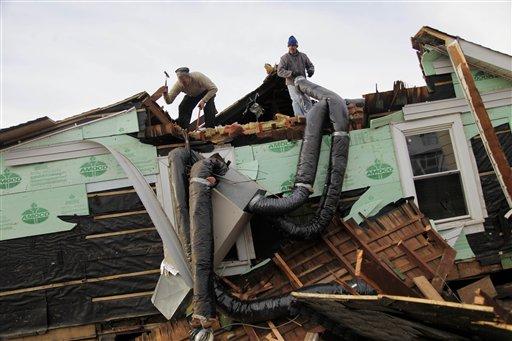 Hasta mañana NY no sabrá si recibe dinero por Sandy