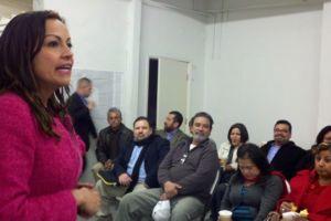 Cubas tiene  apoyo de empresarios