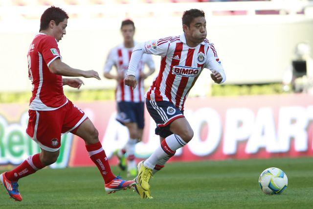 Guadalajara saca empate 1-1 con Toluca (Fotos)