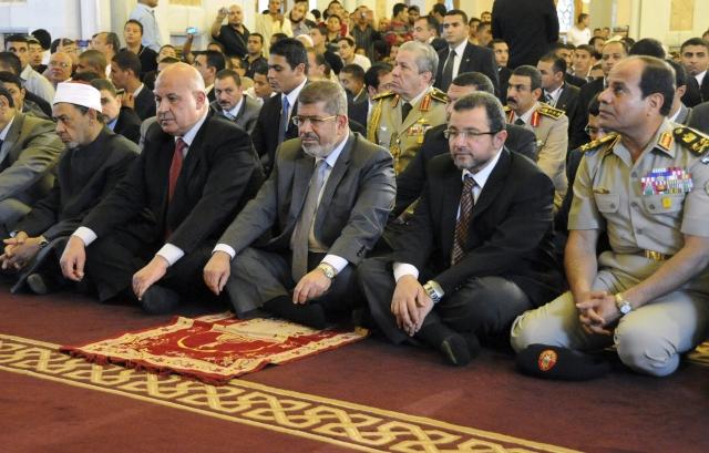 Nuevo Gobierno egipcio