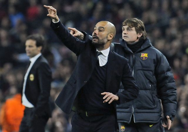 Pep Guardiola volverá a dirigir este año