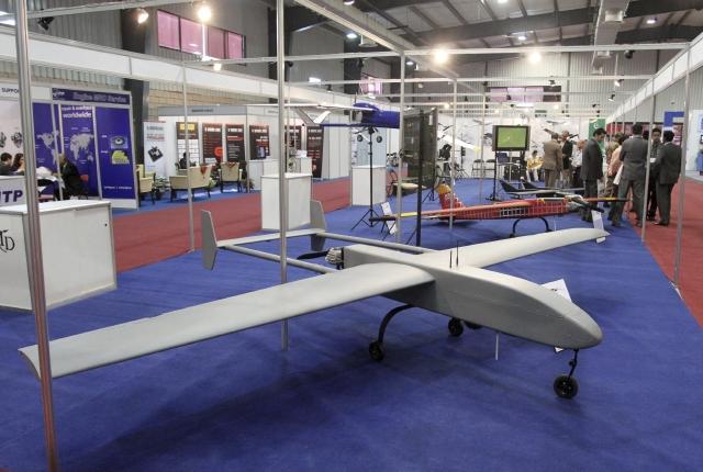 Aviones 'drones' atacan a extremistas