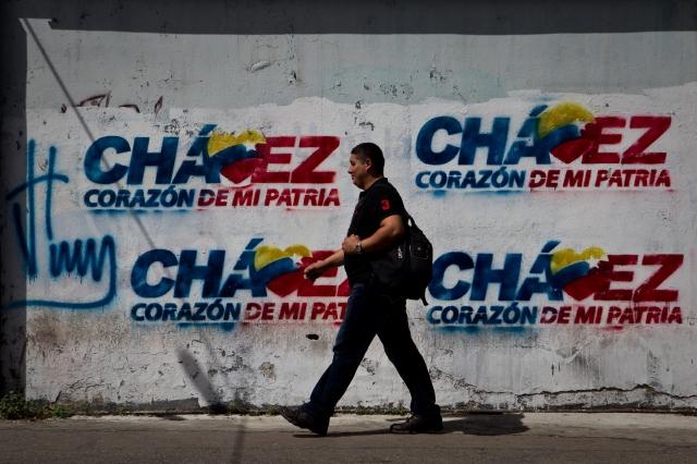 'Hay conflicto  entre chavistas'