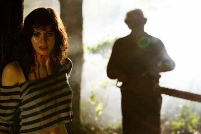 'Texas Chainsaw 3-D' destrona a 'The Hobbit'