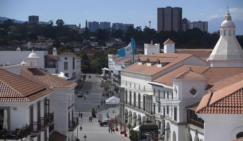 """""""Ciudad privada"""" para los ricos en Guatemala (Fotos)"""