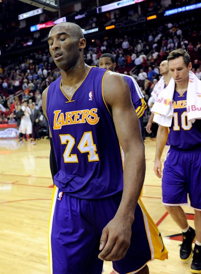 Ahora abusan de los Lakers