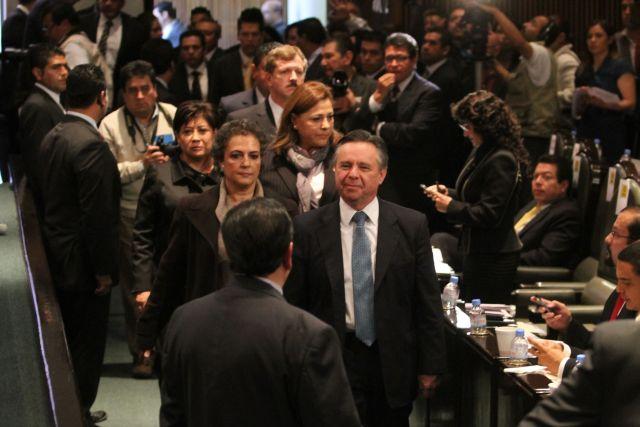 Nombrarán a Medina Mora como embajador de México en EE.UU.