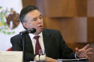 Embajador Medina Mora aboga por debate internacional sobre drogas