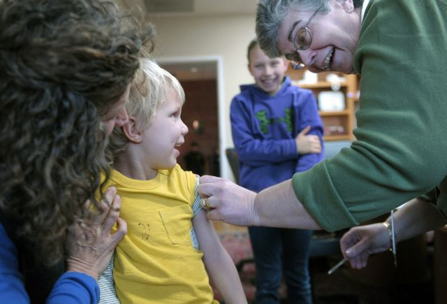 Influenza mata a 20 niños en EE.UU. (Fotos)