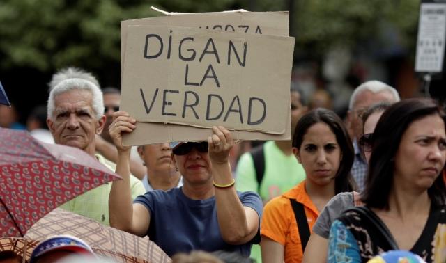 Hermetismo sobre la salud de Chávez