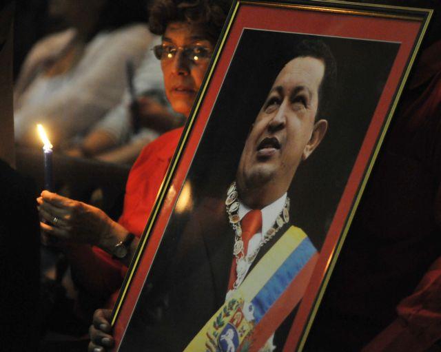 Chávez evoluciona favorablemente