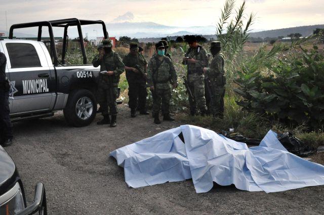 Encuentran 11 cadáveres cerca de Ciudad México