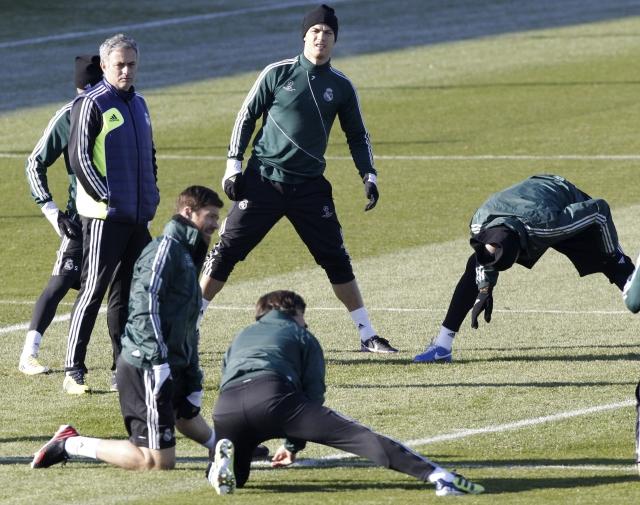 Real Madrid en busca de consuelo