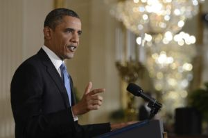 Urge elevar tope de deuda Obama urge elevar tope de deuda y evitar 'herida autoinfligida en la economía'
