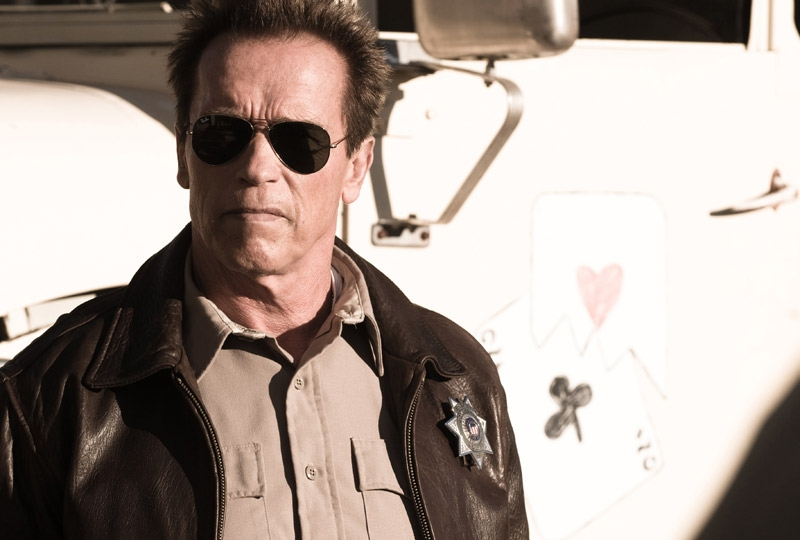 Schwarzenegger mantiene su carisma en 'The Last Stand'