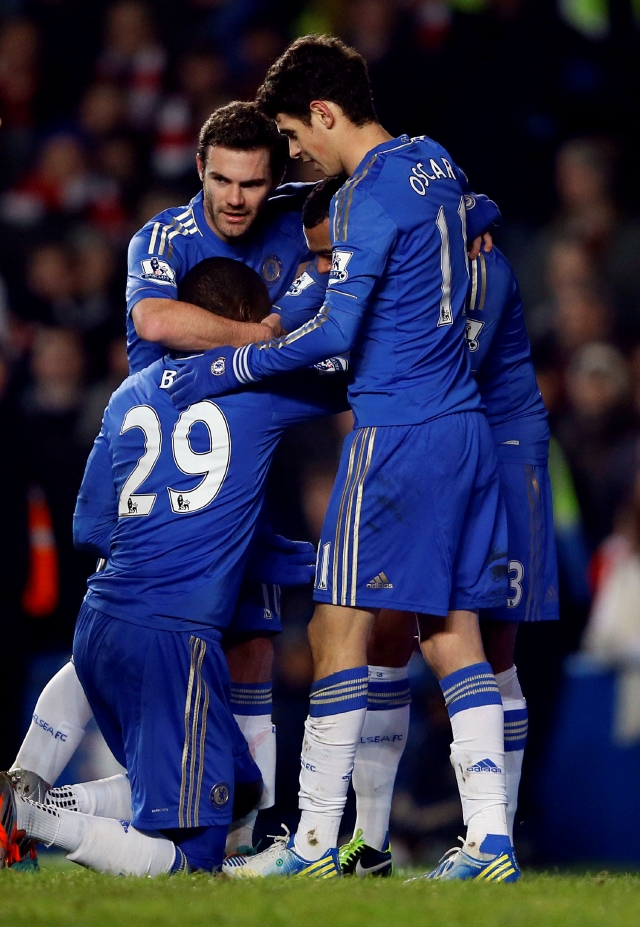 Amarga igualada para el Chelsea