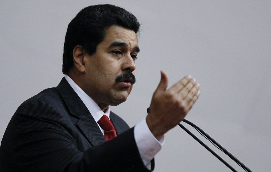 """Maduro: Estamos dispuestos a tener las """"mejores relaciones"""" con EE.UU."""