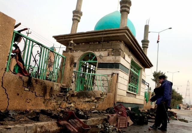 Ola de atentados contra religiosos