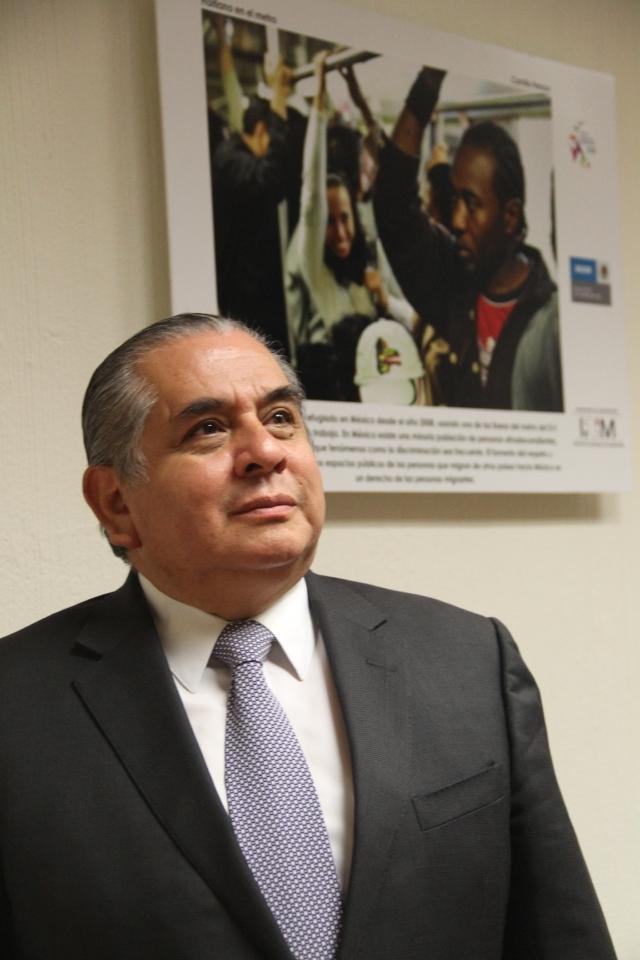 Migrantes en México serán protegidos, Ardelio Vargas