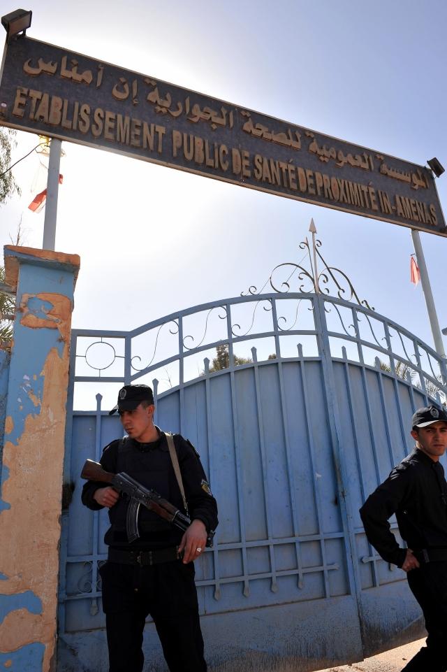 Saldo trágico en Argelia
