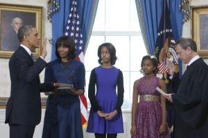 Obama asume la presidencia
