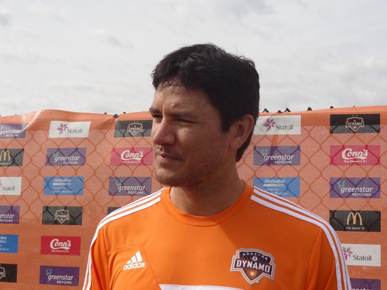 El Houston Dynamo vuelve a entrenar y Ching quiere una temporada más