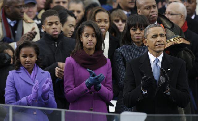 Arrancan los actos de la toma de posesión de Obama