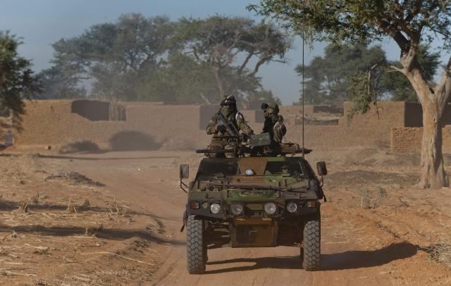 Terrorismo en Malí retrocede