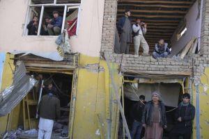 Atacan sede de policía en Kabul