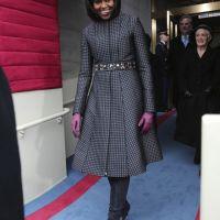Michelle Obama lleva un Thom Browne a investidura