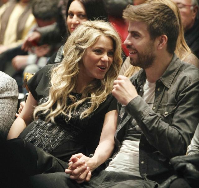 Shakira y Piqué podrían ser padres esta semana