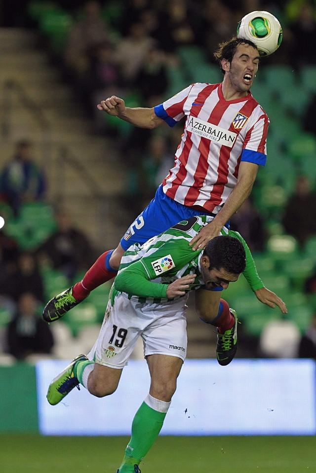 Atlético avanza a semis
