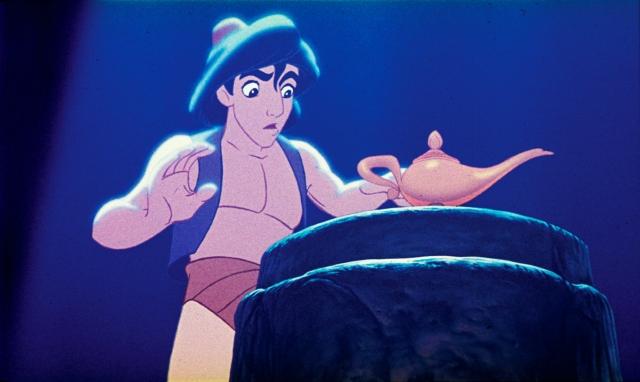 'Aladdin' retorna a Broadway