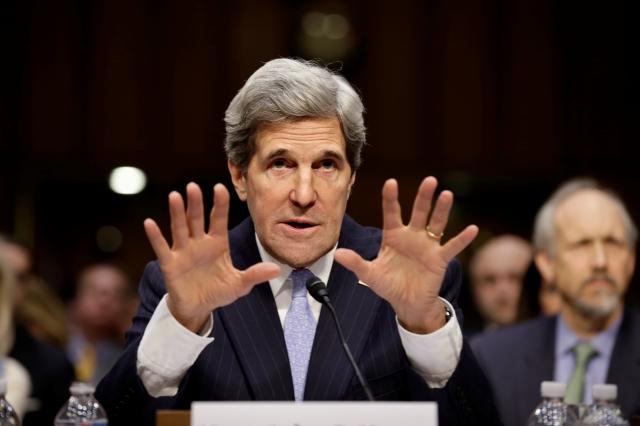 Kerry promete más apoyo para México
