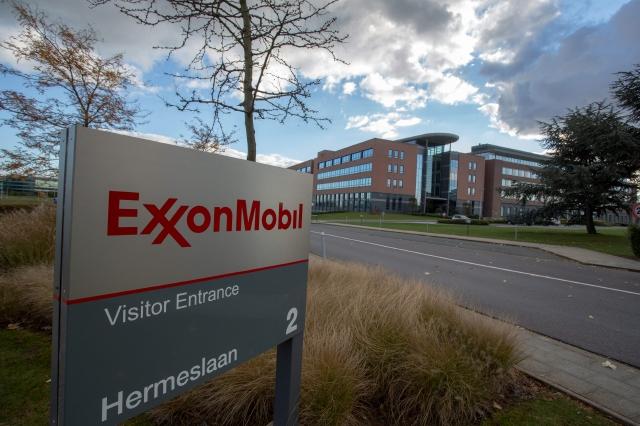 Exxon destrona al gigante Apple