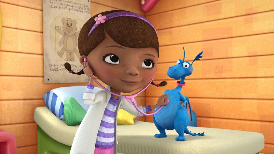"""""""Doctora Juguetes"""": Disney enseña a los niños a ir al médico sin miedo"""