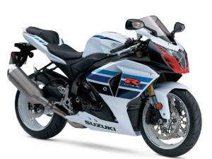 Suzuki lanza edición especial de GSX-R (Fotos)