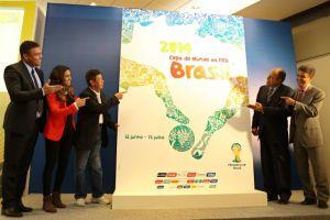 Brasil 2014 ya tiene su cartel
