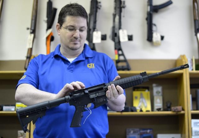 Auge en venta de armas en el país