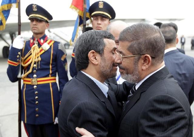 Histórico encuentro de presidentes en Egipto