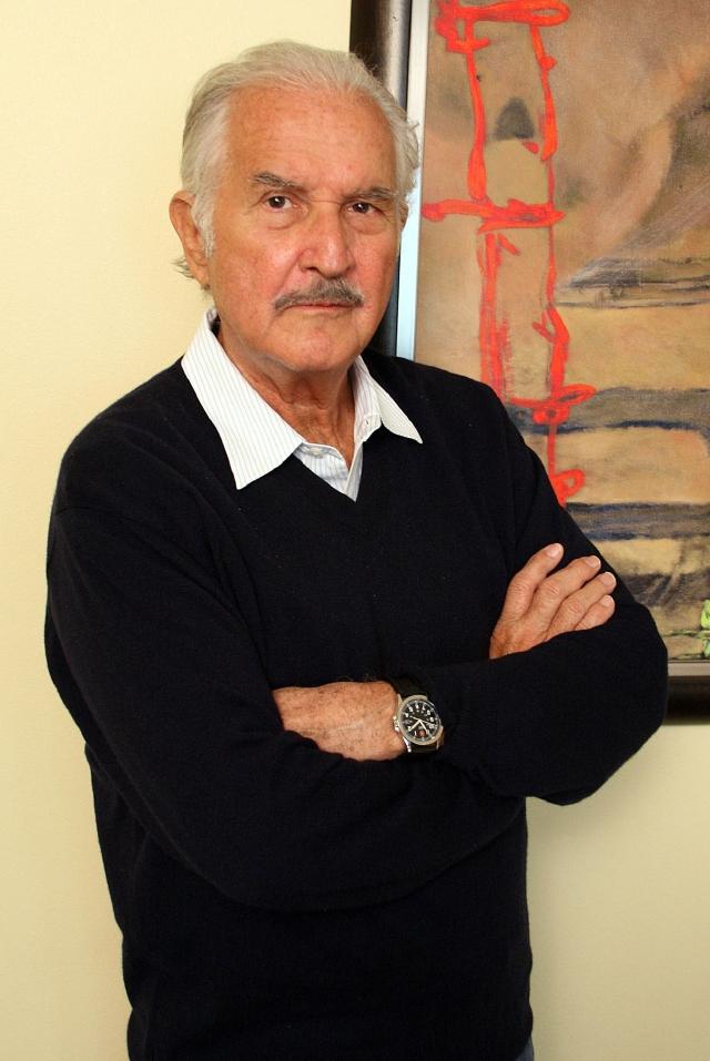 Carlos Fuentes es homenajeado en Bruselas