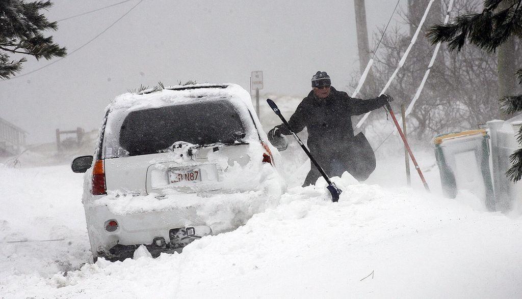 ¿Cómo prepararnos para una tormenta de nieve y frío?