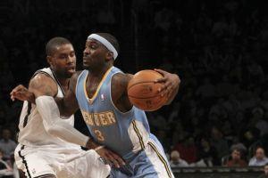 Nets evitan otro fracaso y vencen a Nuggets (Fotos)
