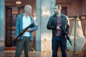 Jai Courtney habla de su papel de 'hijo' de Bruce Willis en 'A Good Die to Die Hard'