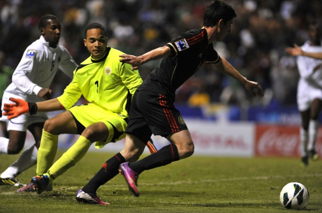 Debut goleador del Tri Sub-20