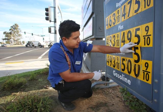 Precio de la gasolina: un golpe al bolsillo en California