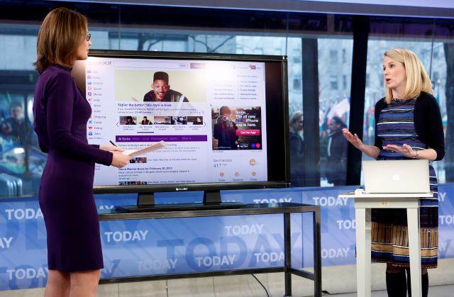 Yahoo busca atraer usuarios con rediseño del portal (Fotos)