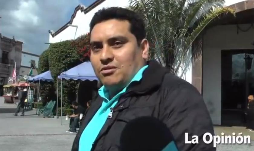 Video: Angelinos no quieren que Mahony elija al nuevo Papa